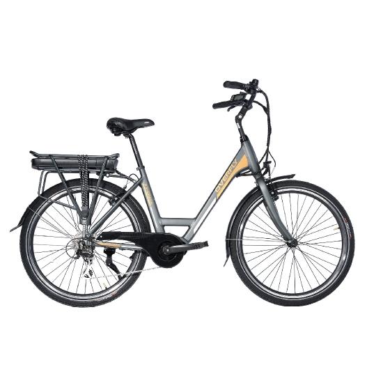 Rower Elektryczny Miejski Grace Plus Grafit 36 V 11,6 Ah