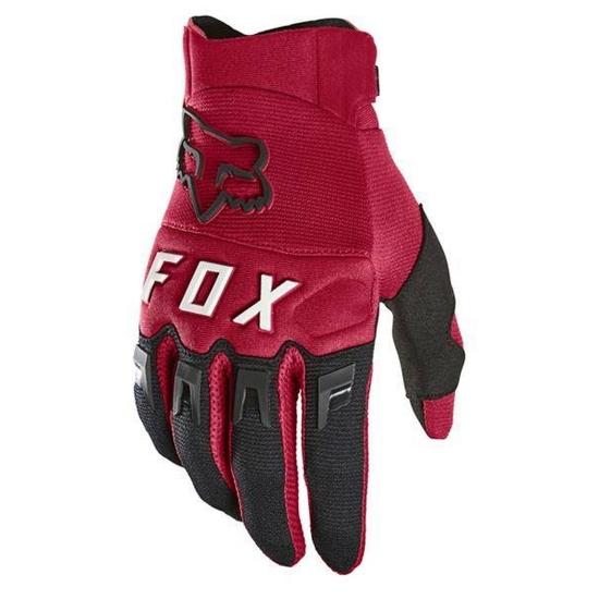 Rękawice FOX Dirtpaw Red 2021