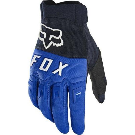 Rękawice FOX Dirtpaw Blue 2021