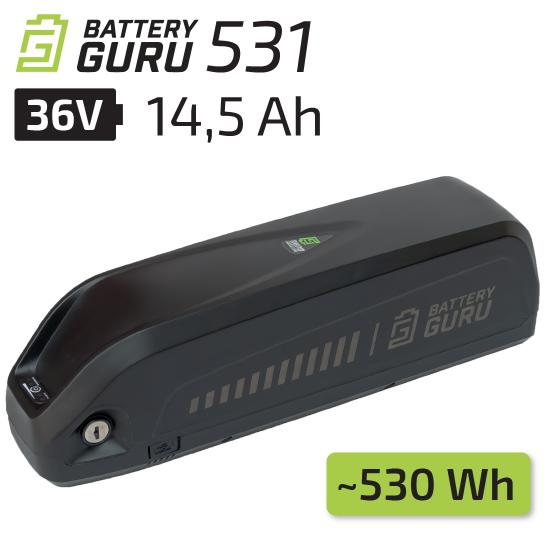 Bateria 36V 14,5 Ah Battery Guru BG531 (Bez Ładowarki)