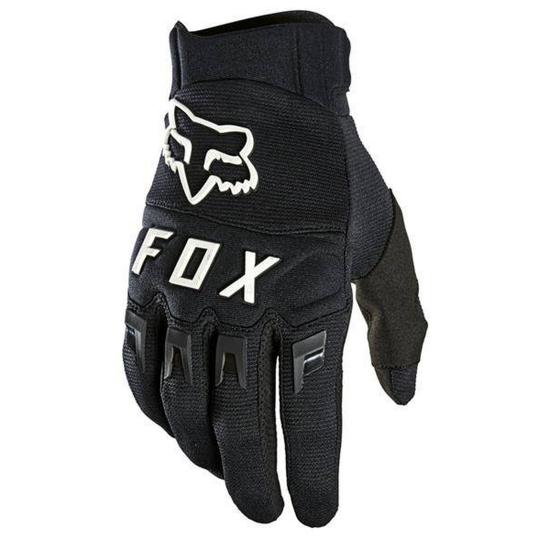 Rękawice FOX Dirtpaw Black/White 2021