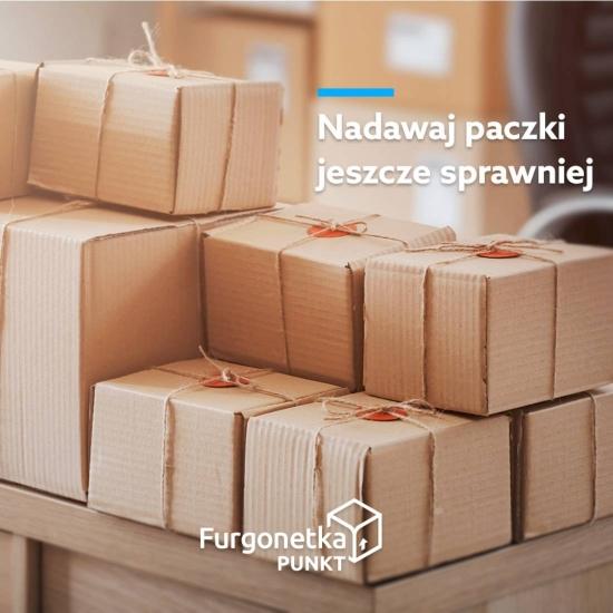 Wysyłka paczki do 30 kg