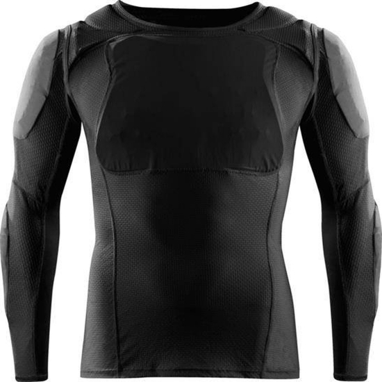 Koszulka z ochraniaczami Fox Base Frame Pro D3O Black