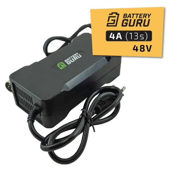 Ładowarka Battery Guru 48V - 4A