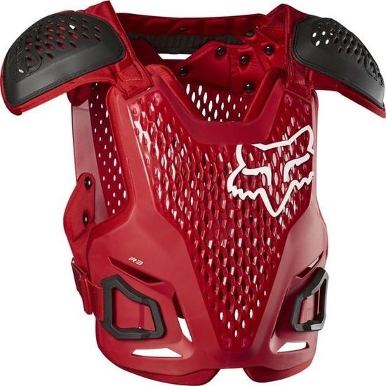 Buzer Fox R3 Red 2021