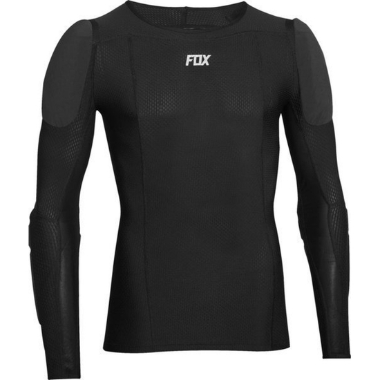 Koszulka z ochraniaczami Fox Base Frame D3O Black