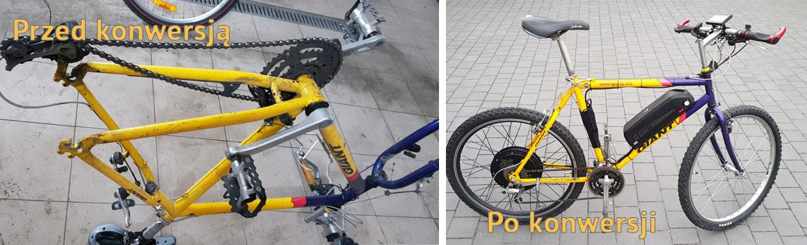 Zestawy elektryczne do rowerów - zduńska wola