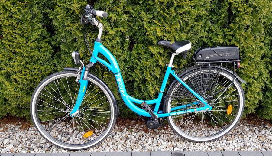 E bike - zduńska wola